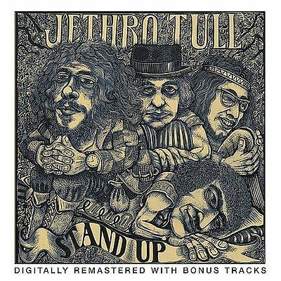 Jethro Tull - Stand Up additional CDs ship for free