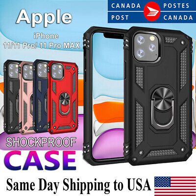 For iPhone 11 Pro XR X XS Max 7 8 Plus SE 2020 Heavy Duty Shockproof Case Cover
