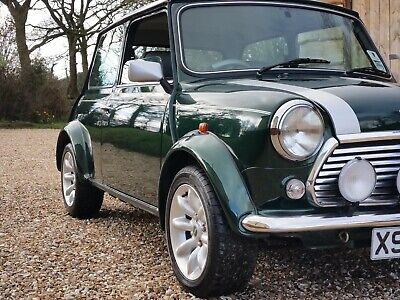 ** NOW SOLD ** Classic Mini Cooper Sport On 4560 Miles By One Owner From New !!