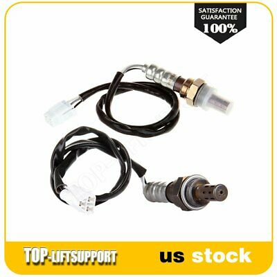 2pcs 1 Upstream 1 Downstream Oxygen Sensor for 1999 Subaru Forester 2.5L