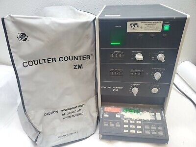 Coulter Cell Counter ZM
