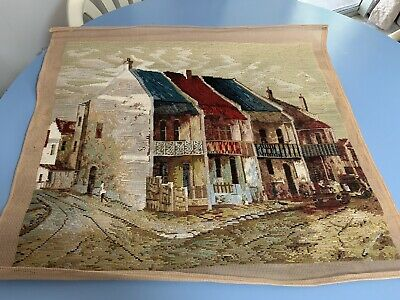 Trammed Tapestry - Terrace Houses- Started