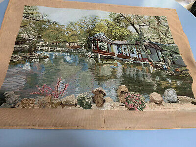 Trammed Tapestry - House On The River - Started