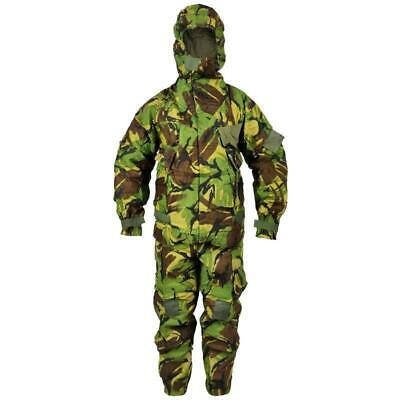 British Army Military DPM MK IV NBC Chemical Scent Suit DPM Camo Large 180 / 100