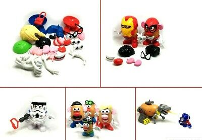 Large Mr and Mrs Potato Head Bundle (Classic, Marvel, Transformers, Star Wars)