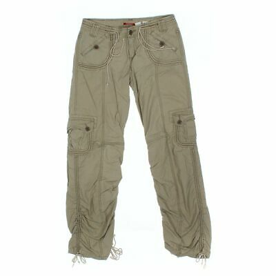 Unionbay Girls Pants size JR 5,  beige,  cotton