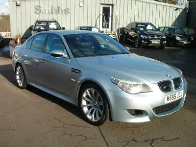 2005 Bmw 5 Series E60 M5 5.0 V10 Smg With Paddle Shift