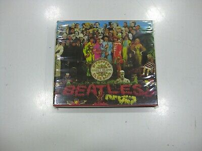 The Beatles CD SGT. PEPPER'S LONELY HEARTS CLUB BAND 1987