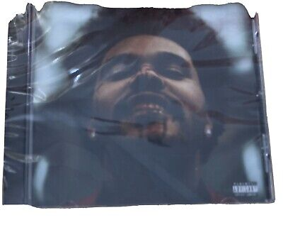 The Weeknd - After Hours (Brand New CD)
