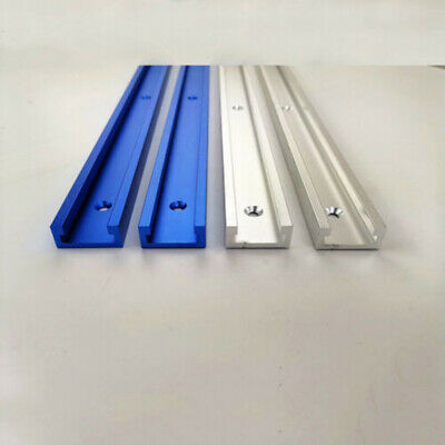 T-Track Aluminium T-Slot Miter Jig Tools For Woodworking Router Table Saw Rails