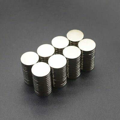 Neodymium Magnet 10Pcs Powerful Mini Round Magnets Super Strong 10x1 10x2 12x2mm