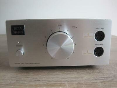 STAX SRM-727 II   SOLID STATE ENERGISER  (Kent)