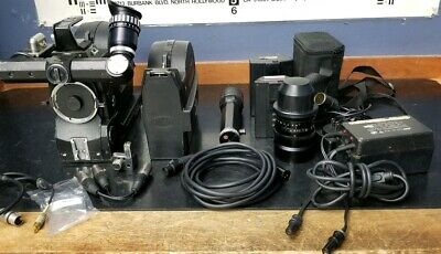 Arriflex SR2 Super 16 PL Mount Camera package with CP 9mm Ultra lens-Mags-Batts