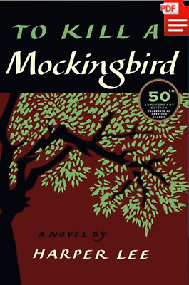 To Kill a Mockingbird By  Lee Harper [ P.D.F ] Fast Delivery