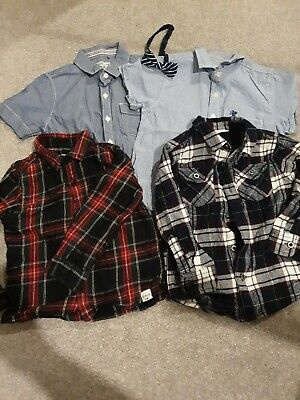 Boys Shirt Bundle age 2-3 Next / River Island