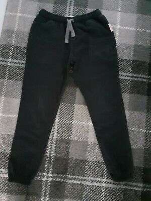 Brand New Girls Black Next Joggers/Jogging Bottoms Age 11 Years