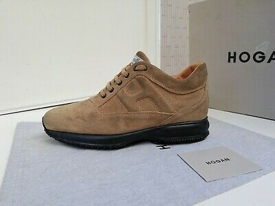 Scarpe Hogan N.42,5 (8,5) ORIGINALI Uomo Interactive Shoes Men Size Made in Ital