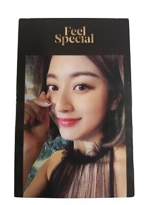 TWICE Jihyo Feel Special Official Photocard