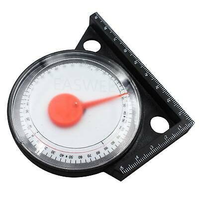 1x Magnetic Inclinometer Protractor Tilt Level Meter Angle Finder Clinometer Use