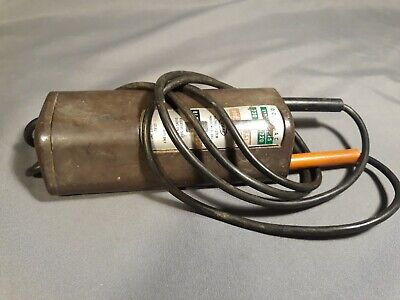 Vintage Ideal Industries Voltage Tester 61-005 with Probes - WORKING!