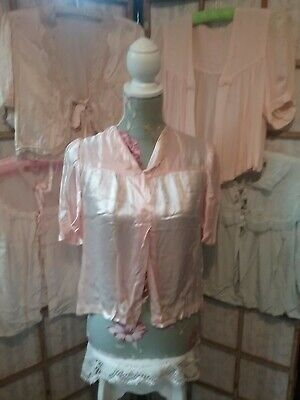 Vintage 1940 Bed Jacket Lot