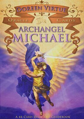 NEW Archangel Michael Oracle Cards New Edition (Oracle Cards series) w/Tracking