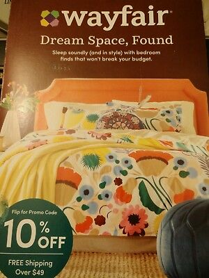 Wayfair 10% OFF YOUR FIRST ORDER Coupon Discount Code NEW CUSTOMER 05/31/20