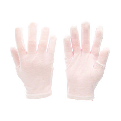 Washable White Cotton Gloves British Seller Tracked Delivery