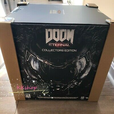 Brand New DOOM Eternal: Collector's Edition PC 2020 ON HAND 2 Day Air Ship