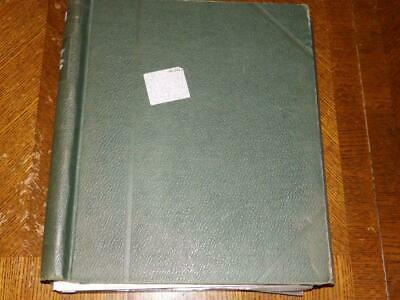 (4992) Good Commonwealth Collection M & U In Old Album
