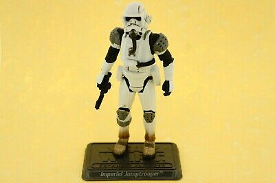 Star Wars Expanded Universe Imperial Jumptrooper Loose Figure Hasbro