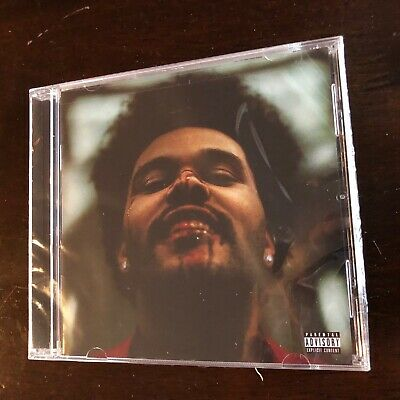 "The Weeknd ""After Hours"" CD - BRAND NEW"