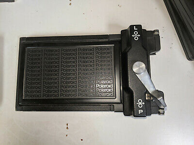 4x5 Polaroid Back for View Camera