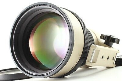 Super Rare! [NEAR MINT++] OLYMPUS OM-SYSTEM ZUIKO AUTO-T 180mm F/2 from Japan 84