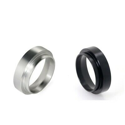 2pcs 58mm Coffee Dosing Ring Espresso Dosage Funnel Replacement for Tamper