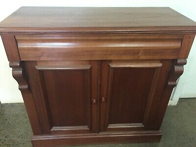 Solid timber Antique style sideboard