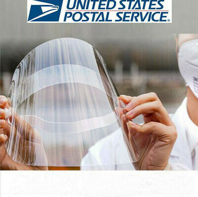 10x SAFETY FACE SHIELD With CLEAR FLIP-UP VISOR Shop Garden Industry Medical New