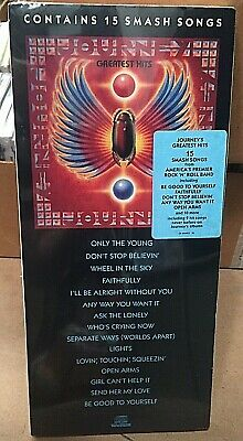 Journey ‎– Greatest Hits - CD Longbox USA 07464444932 - SEALED MINT NEW
