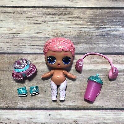 LOL Surprise Doll HOLIDAY BLING ICE SKATER BABY Big Sis Sister Dolls GLITTER