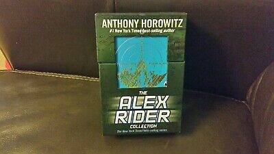 The Alex Rider Collection - 3 Book Box Set Anthony Horowitz - FREEPOST