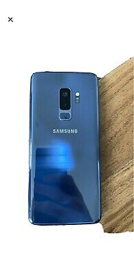 Samsung Galaxy S9+ SM-G965F - 128GB - Coral Blue (Unlocked)