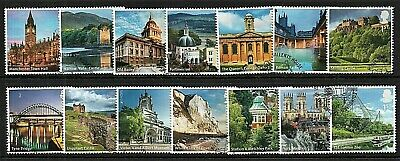 GB Stamps 2012 'UK A-Z (2nd series)' - fine used