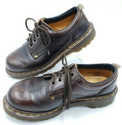 Dr. Martens 8323 Brown Oxford Chaussure Made in England