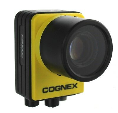 TESTED Cognex IS7402-11 In-Sight Vision Camera 825-0524-1R w/FujiFilm HF25HA-1B