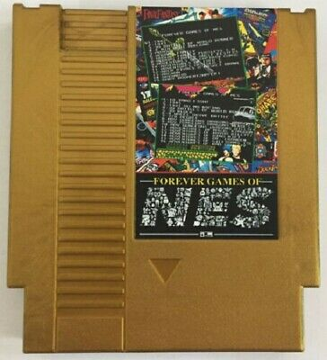 852 in 1 (405 + 447) Forever Duo NES Games Nintendo Gold Cartridge Multi Cart