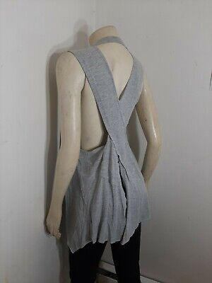 Free people beach gray top sz M...in great condition...no holes,spots or...
