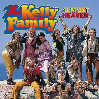 ALBUM CD THE KELLY FAMILY - ALMOST HEAVEN  Angelos Lovesong  I Can't Help Myself