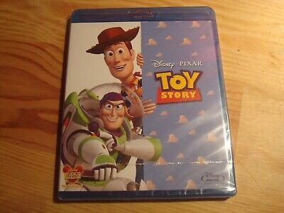 DVD BLURAY NEUF  : TOY STORY 1  ( Disney - Pixar )