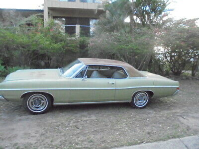 1968 Ford Galaxie 500 2 Door Hardtop V8 Auto P/S 2 Owner Good Clean Rust Free