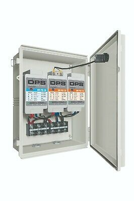 Phase converter 25HP(18.7KW), Single to 3 Phase, Working at 20HP motor(20-25HP)